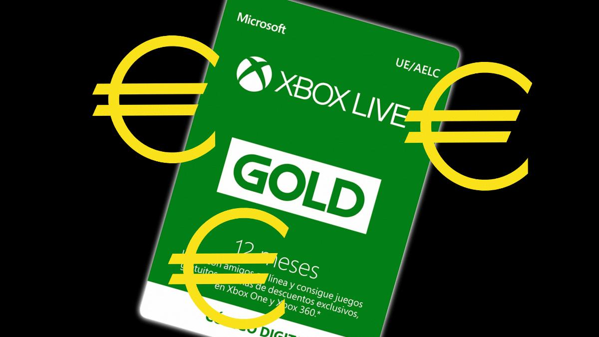 ¿Xbox Live Gold subirá de precio en 2021?