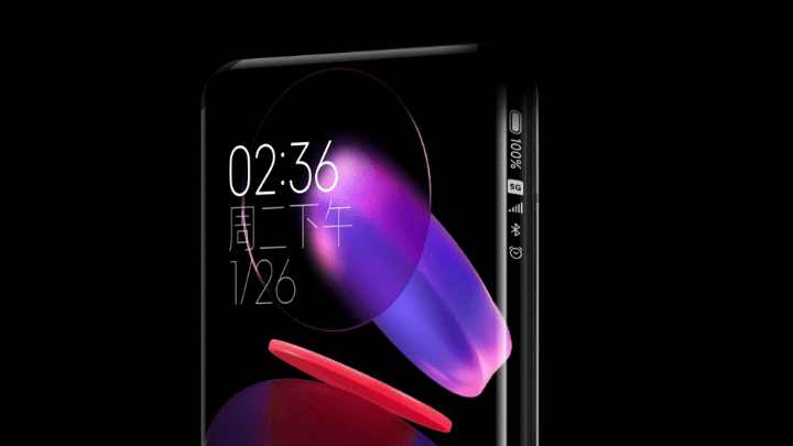 Imagen - El móvil prototipo de Xiaomi sin puertos ni botones