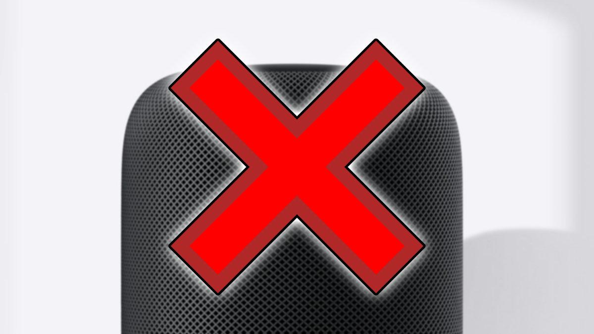 Apple ya no fabricará más el HomePod original, se centrará en el Mini
