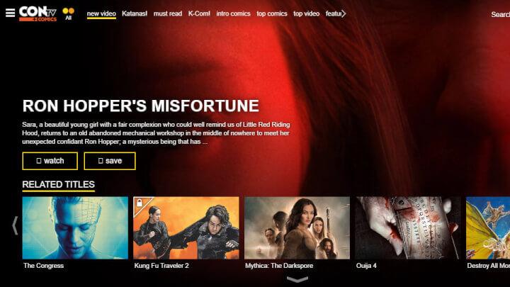 Imagen - 12 apps y webs para ver películas y series gratis legalmente