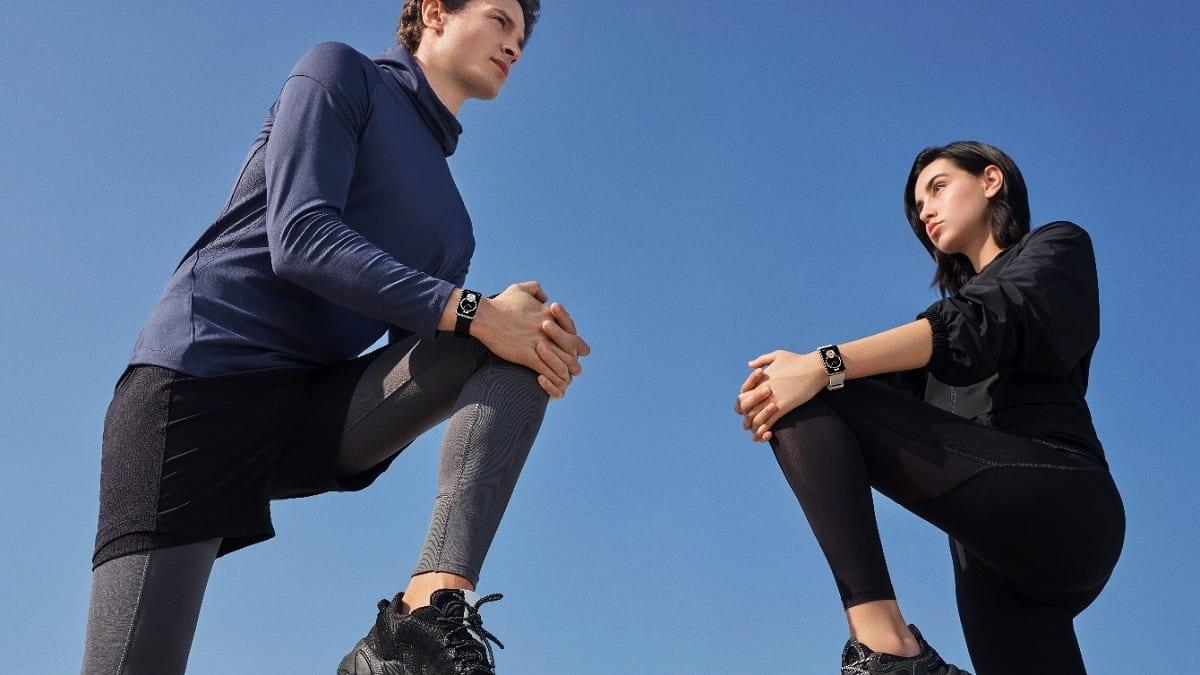 Huawei Watch Fit Elegant Edition viene con un diseño más premium y medidor de SpO2