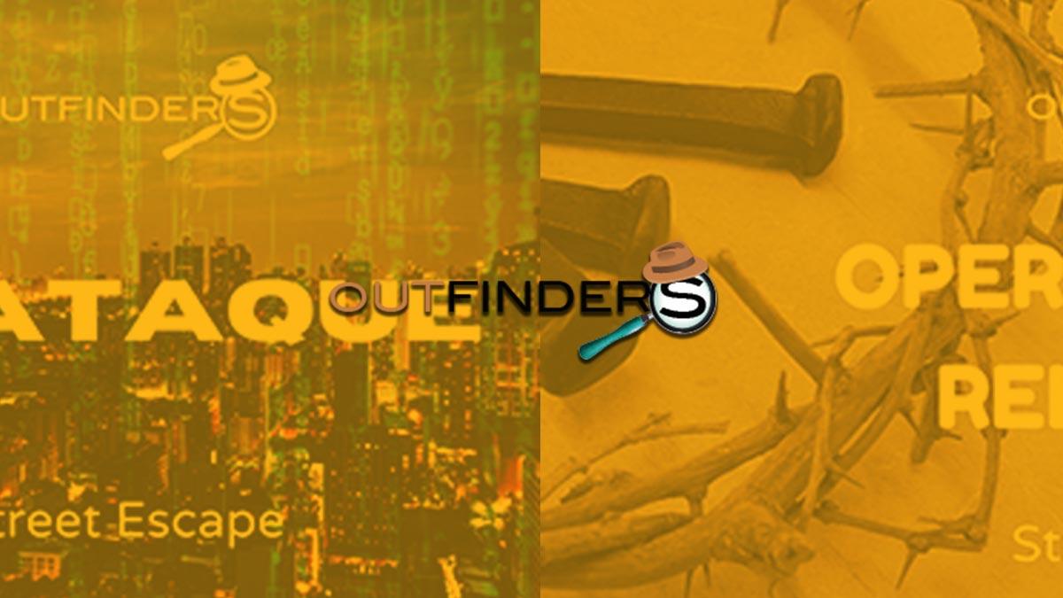 Outfinders: la app de escape room en la calle para Android y iPhone