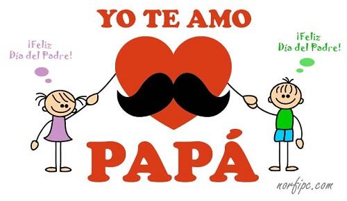 Imagen - 35 felicitaciones del Día del Padre para WhatsApp