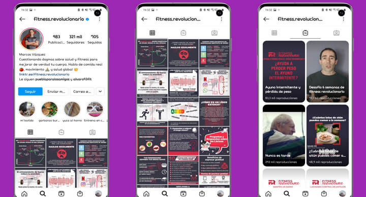 Imagen - 9 mejores cuentas de fitness en Instagram