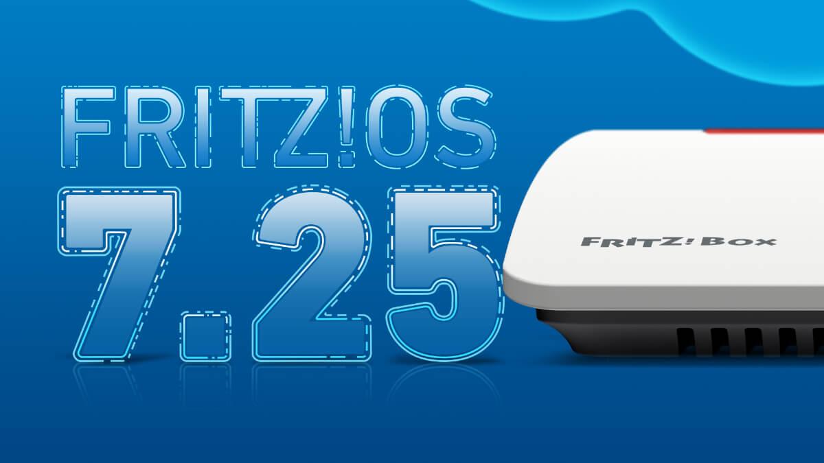 FRITZ!OS 7.25 mejora el teletrabajo y otras funciones de los FRITZ!Box