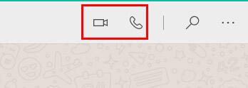 Imagen - Cómo hacer videollamadas en WhatsApp para Windows y Mac