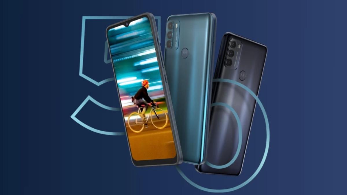 Moto G50 es oficial: 5G, pantalla a 90 Hz y gran batería a precio ajustado