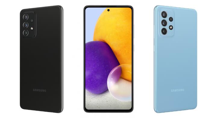 Imagen - Samsung Galaxy A72 y A52: especificaciones y precios