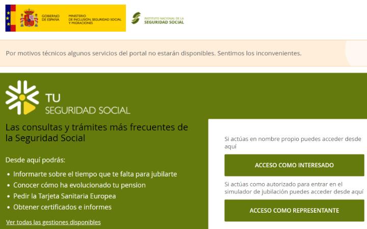 Imagen - El ransomware del SEPE afecta a la Seguridad Social
