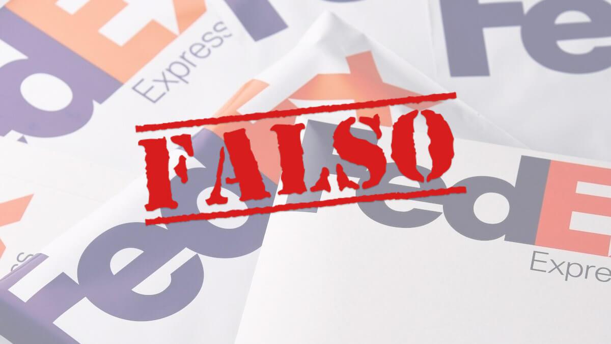 El SMS de FedEx puede incrementar tu factura hasta 500 euros en unas horas