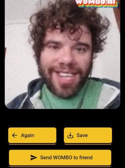 Imagen - Wombo AI, la app para hacer cantar fotos