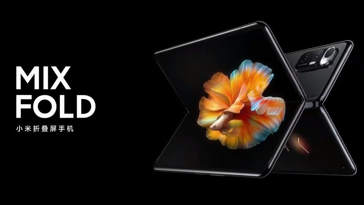 Xiaomi Mi Mix Fold, el plegable premium con cuádruple cámara y pantalla de 8,01 pulgadas