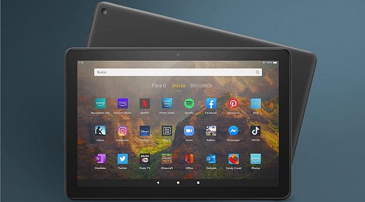 Imagen - Amazon Fire HD 10 llega a España: precio y disponibilidad