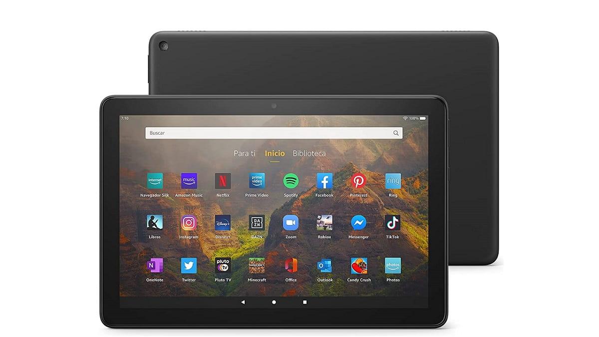 Fire HD 10: conoce el precio y la disponibilidad en España de la tablet de Amazon
