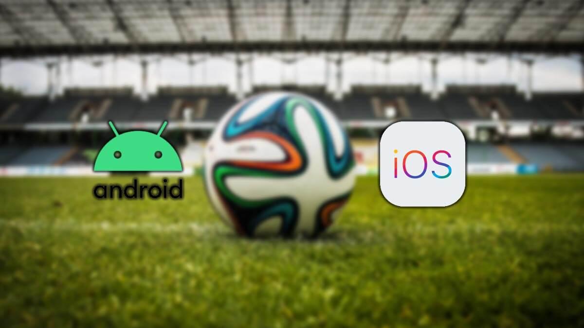 5 mejores apps para ver fútbol gratis