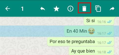 Imagen - WhatsApp: ¿Cuánto tiempo tengo para eliminar un mensaje?