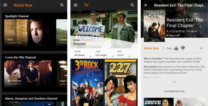 Imagen - Crackle, así puedes ver películas y series de Sony gratis