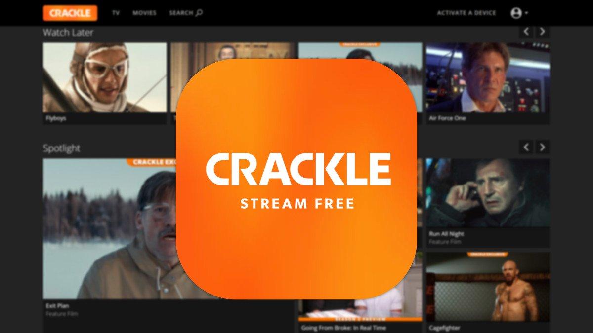 Crackle, así puedes ver películas y series de Sony gratis