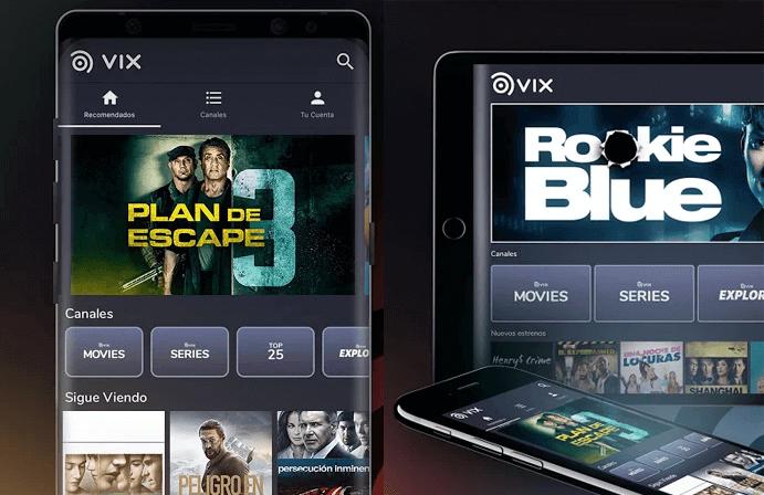 Imagen - Vix: series y películas gratis en español