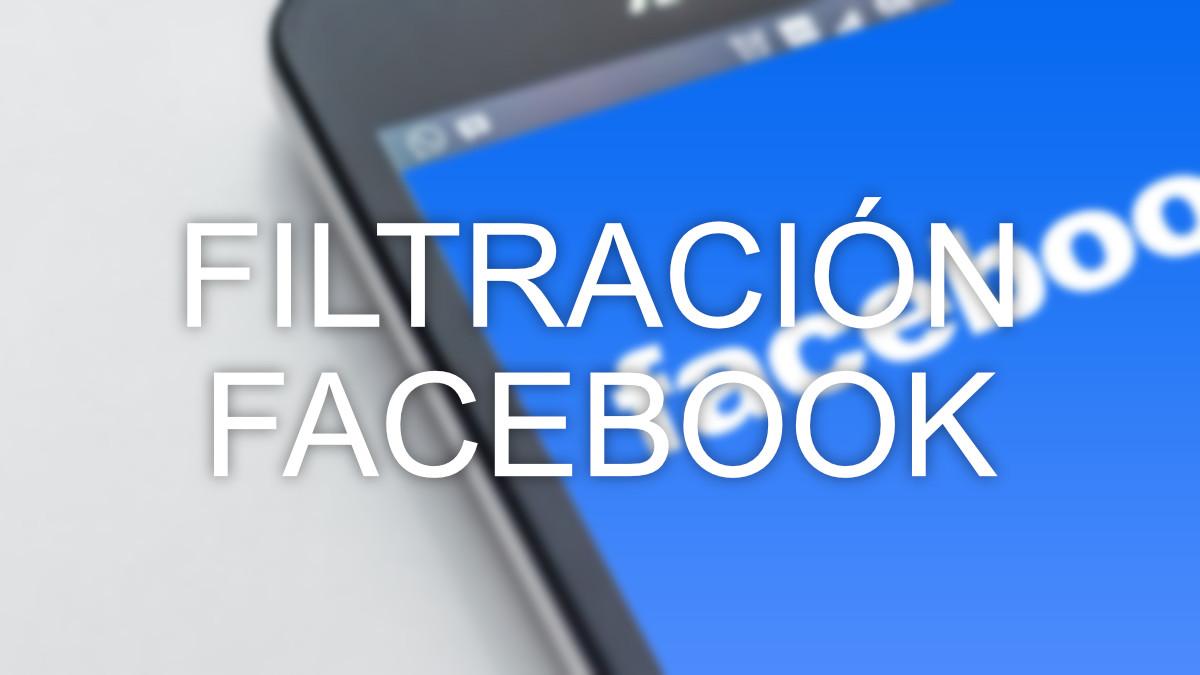 Cómo comprobar si se han filtrado tu teléfono o correo por el hackeo de Facebook