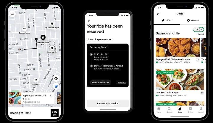 Imagen - Uber Reserve y Pick Up and Go: qué son y cómo funcionan