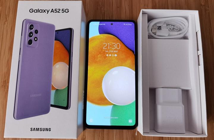 Imagen - Samsung Galaxy A52 5G: opinión, ficha técnica y precio