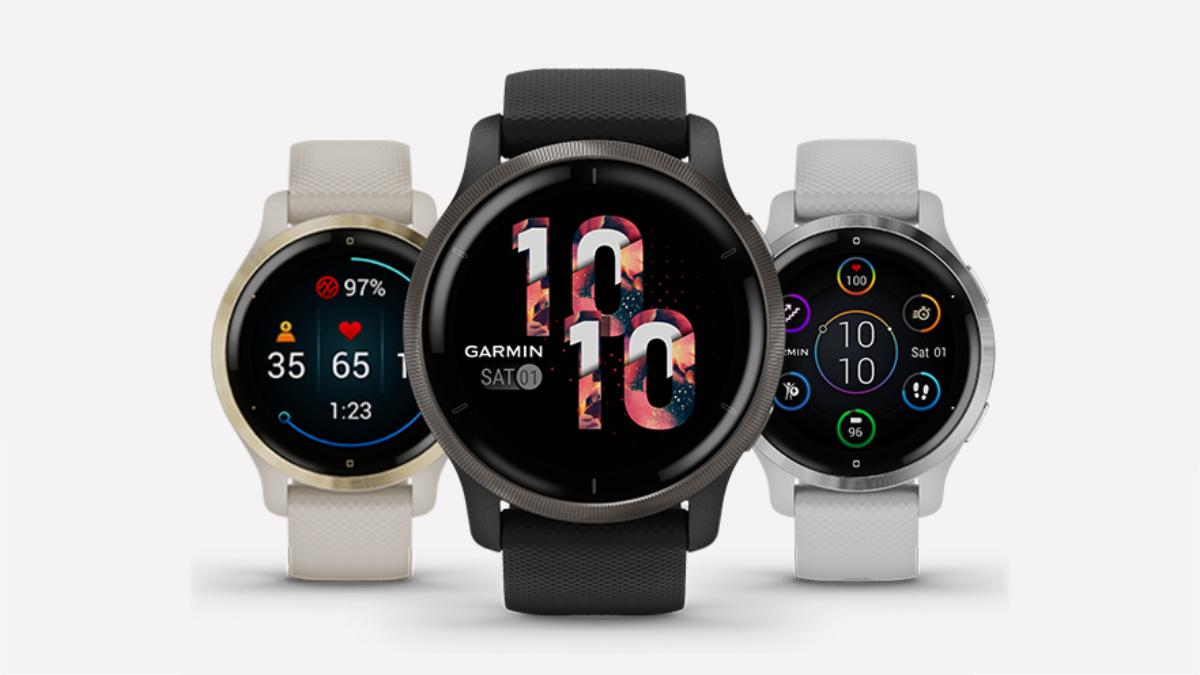 Venu 2 y Venu 2S: así son los últimos smartwatches para deportistas de Garmin
