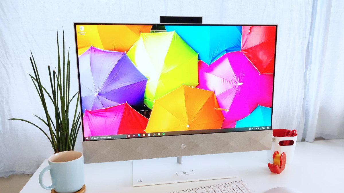 Review: HP Pavilion All-in-One 27, un PC todo-en-uno que pone las cosas difíciles al iMac