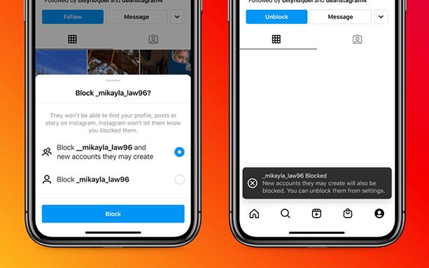 Imagen - Instagram bloqueará mensajes y cuentas abusivas