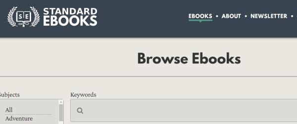 Imagen - 9 librerías online con libros gratis de dominio público