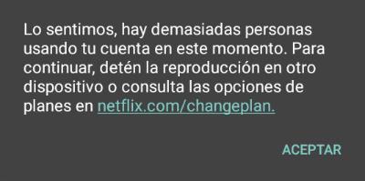 Imagen - Netflix caído: ¿qué hacer cuando pasa?