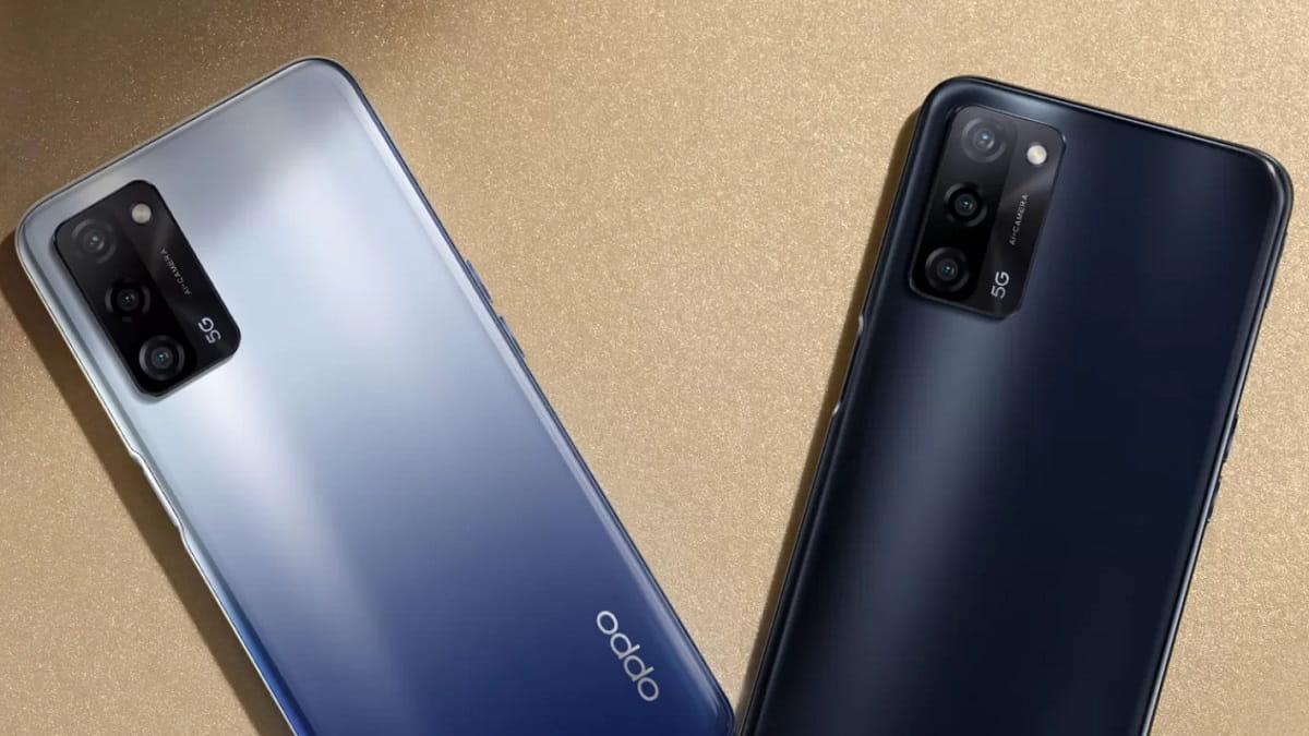 Oppo A53s 5G: un móvil con batería de 5.000 mAh y conectividad 5G