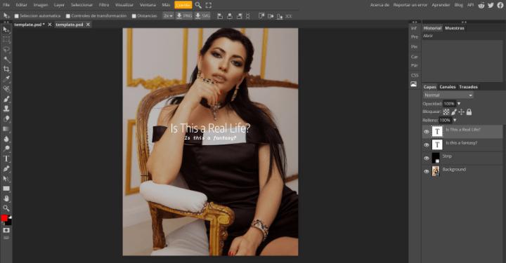 Imagen - Photopea, una alternativa online a Photoshop