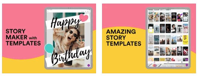 Imagen - 22 webs y apps para diseñar Instagram Stories