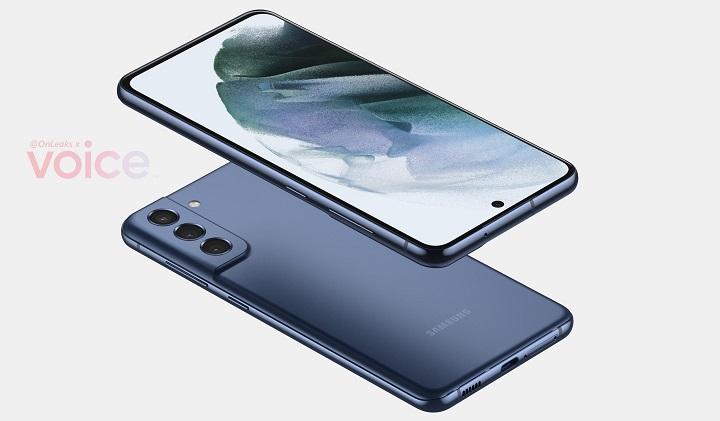 Imagen - Samsung Galaxy S21 Fan Edition: así sería su diseño