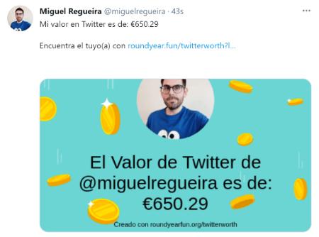 Imagen - Cómo ver el valor de tu Twitter, ¿es fiable?
