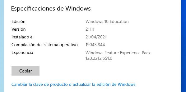 Imagen - Cómo descargar la ISO de Windows 10 21H1