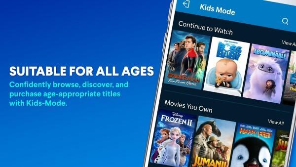 Imagen - Vudu, la app de contenido en streaming gratuita