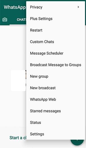 Imagen - WhatsApp Plus v15.41.1: novedades de la nueva versión