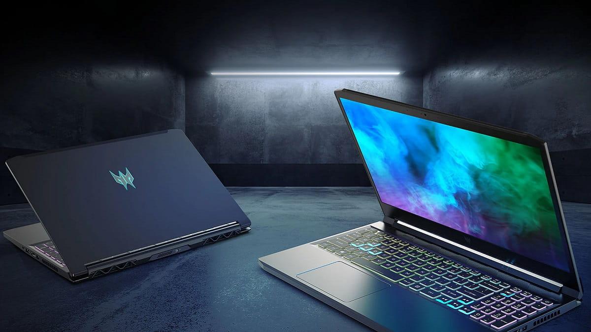 Acer Predator Triton 300, Helios 300 y Nitro 5 se actualizan con lo último de Intel