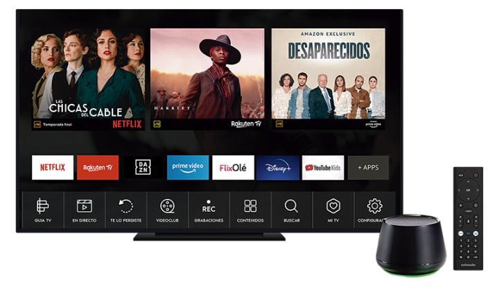 Imagen - Yoigo ofrece 6 meses de Netflix gratis con su TV