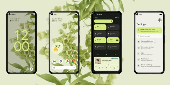 Imagen - Android 12: novedades, fecha y móviles con actualización