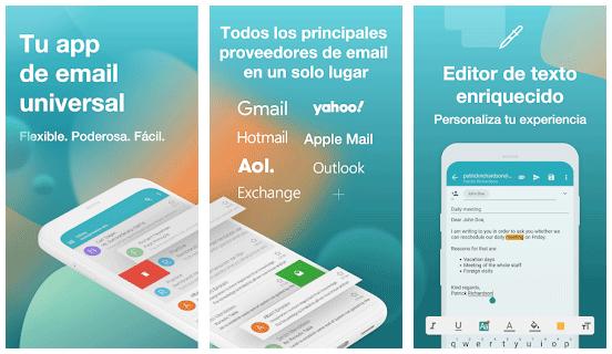 Imagen - 8 apps alternativas para tener Gmail en el móvil