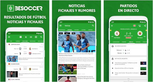 Imagen - 8 mejores aplicaciones de resultados de fútbol