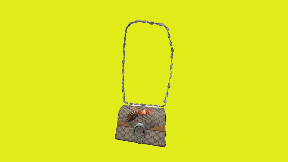 Un bolso de Gucci cuesta más en Roblox que en mundo físico