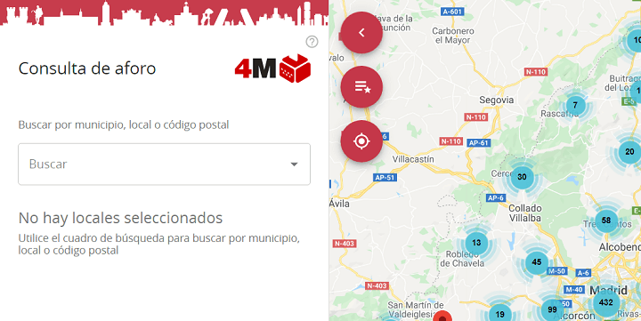 Imagen - Consulta la afluencia de los colegios electorales en Madrid