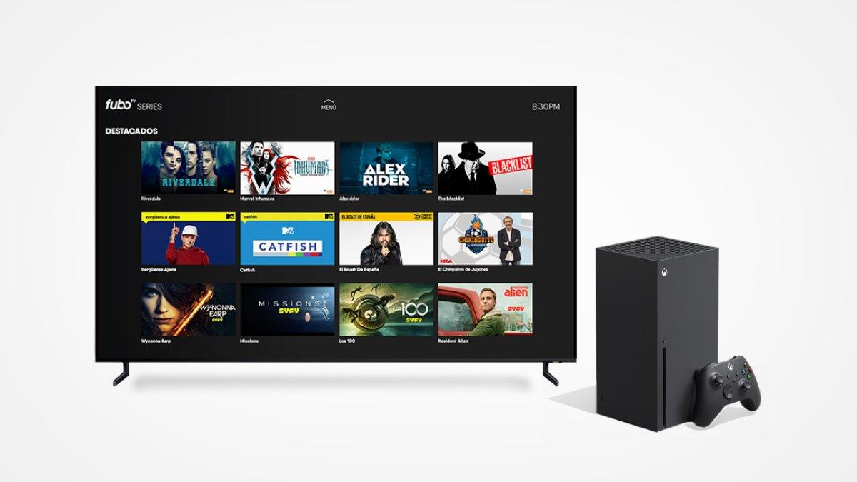 FuboTV ya tiene app para Xbox