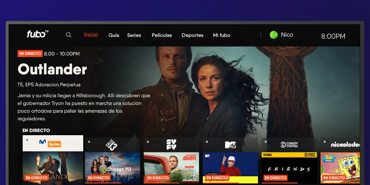 Imagen - FuboTV ya tiene app para Xbox