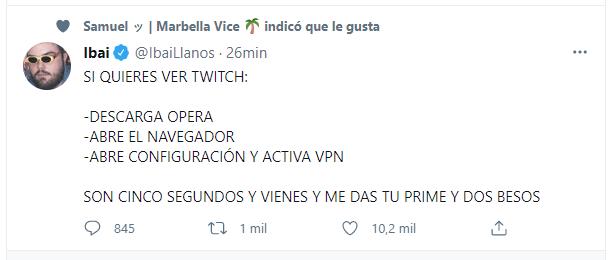 Imagen - Twitch no funciona en España: caído por un bloqueo