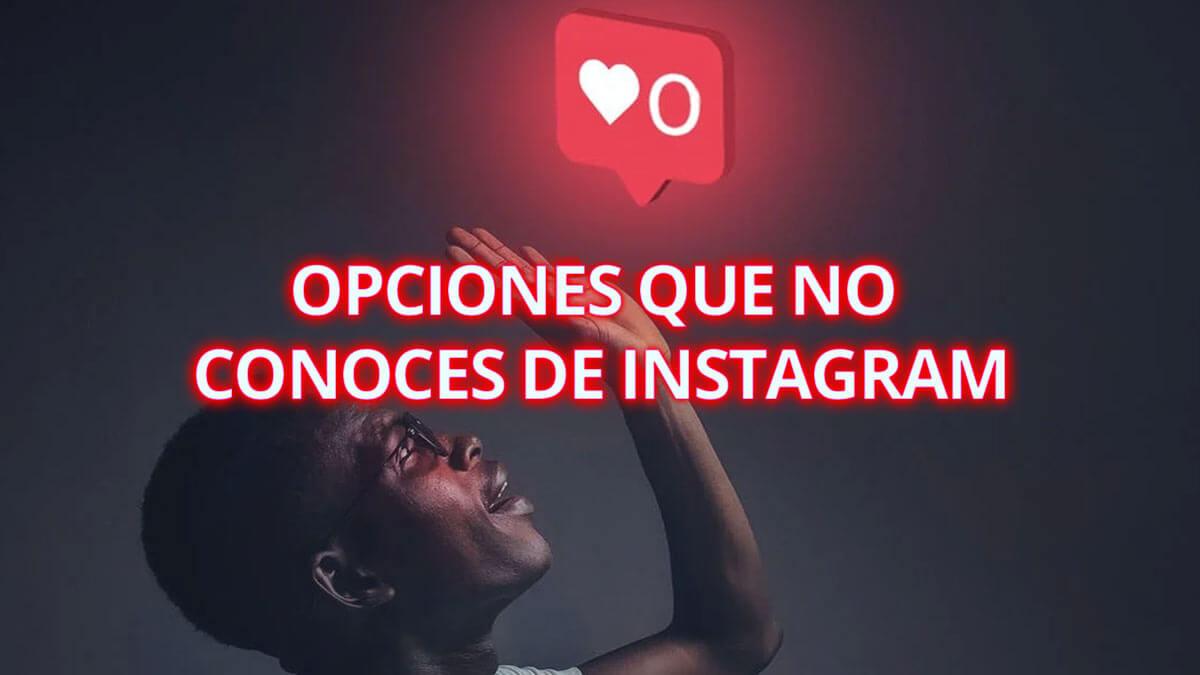 11 mejores opciones de Instagram que no conoces